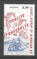 Timbre St Pierre Et Miquelon Neuf ** N 505 - Ongebruikt
