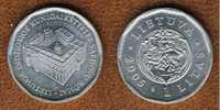 Lithuania 1 Litas 2005, Royal Palace, KM#142, XF - Lithuania