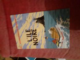 Carte Postale  9x13   Cm  Herge Tintin Milou - Cartoline Postali
