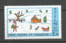 Timbre St Pierre Et Miquelon Neuf **  N 533 - Ungebraucht