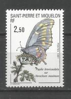 Timbre St Pierre Et Miquelon Neuf **  N 534 - Unused Stamps