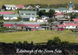 1 AK Island Tristan Da Cunha * Edinburgh Of The Seven Seas Hauptort - Die Abgelegenste Bewohnte Insel Der Welt * - Other