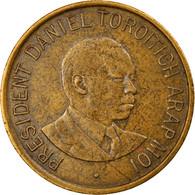 Monnaie, Kenya, Shilling, 1995, TTB, Brass Plated Steel, KM:29 - Kenya