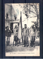 Au Maroc. Garde D'honneur Du Drapeau Chérifien - Altri