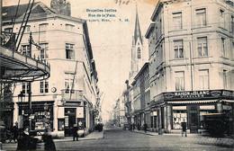 Belgique - Bruxelles -Ixelles- Rue De La Paix - Ixelles - Elsene