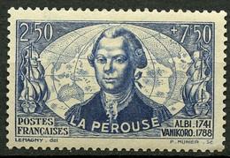 France - 1942 - Jean François De Galaup - La Pérouse - Neuf Sans TC - No 541 - Cote 1,80 Euros - Nuevos