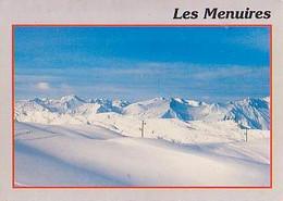 Savoie        H654       Les Mqenuires.Une Partie Du Domaine Skiable - Other Municipalities