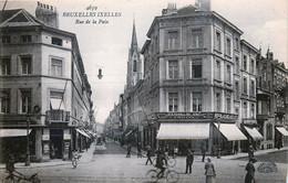 Ixelles - Bruxelles - Rue De La Paix - Ixelles - Elsene