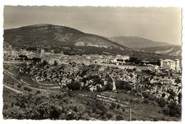 83  MONS   VUE GENERALE ET LE CHATEAU   -   CPSM 1940 / 50  FORMAT CPA - Other Municipalities