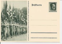 DR P 264-04 ** - 6 Pf Reichsparteitag, Bild Politische Leiter - Ganzsachen