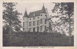 72 - Dollon (Sarthe) - Château De Gué-Long - Other Municipalities