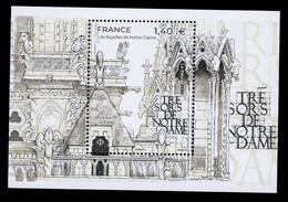 France 2020 - Neuf - Bloc Les Trésors De Notre-Dame De Paris - Nuevos