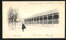 CPA St.-Amand-Mont-Rond, Halle Aux Grains - Non Classificati