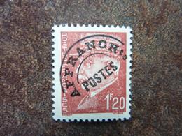 1941  Pétain  1,20F  Brun-rouge   Y&T =  85  ** MNH - 1893-1947