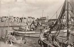 La Turballe Sardiniers Au Port - La Turballe
