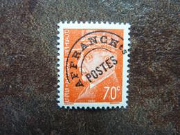 1941  Pétain  70c  Rouge-orange  Y&T =  84  ** MNH - 1893-1947