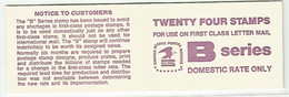 PH ++ USA UNITED STATES 1978 MCHL 99 BOOKLET  MNH - 1981-...