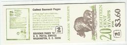 PH ++ USA UNITED STATES 1981 MCHL 101 BOOKLET  MNH - 1981-...