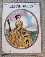 """""""Les Annales"""" Revue Universelle , Illustrée, Hebdomadaire N° 2024 9 Avril 1922 - 1900 - 1949"""