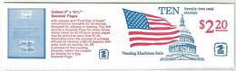 PH ++ USA UNITED STATES 1985 MCHL 110 BOOKLET  MNH - 1981-...