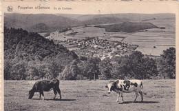 POUPEHAN SUR SEMOIS / VU DE CORBION - Bouillon