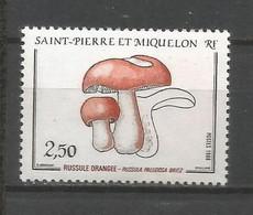 Timbre St Pierre Et Miquelon Neuf ** N 486 - Unused Stamps