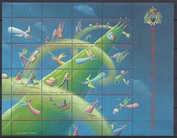 San Marino 2001 Natale / Weihnachten Michel Nr. 1982 - 1997 - Unused Stamps