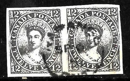 501 - CANADA - 1860 - CANCELLED - FORGERIES - FAUX - FALSOS - FALSCHEN - Unclassified