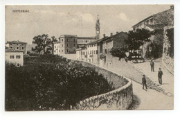 Cartolina Costermano 1908 Viaggiata Verona - Verona