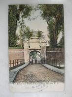 MILITARIA - LILLE - Porte De La Citadelle De Lille (animée) - Caserme