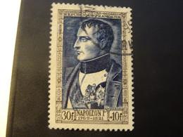 FRANCE  1951 Célébrités  Oblitéré Numéro 896 NAPOLEON - Used Stamps