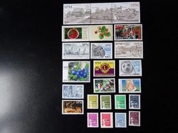 Saint Pierre Et Miquelon Timbres Année 2003** En Timbres Neuf Soit 22 Timbres - Nuevos