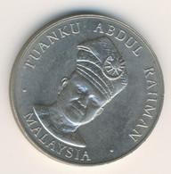 MALAYSIA 1977: 1 Ringgit, Independence, KM 25 - Malaysia