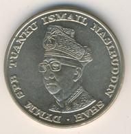 MALAYSIA 1969: 1 Ringgit, Agong IV (National Bank), KM 7 - Malaysia