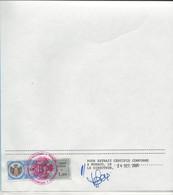 FISCAUX DE MONACO SERIE UNIFIEE  De 1987  N°104  20 F BLEU  Et N°89 1F Bleu 24 Octobre 2001 - Revenue