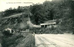 BEAUDECAMY  =  Gare Buffet Train  2251 - Andere Gemeenten