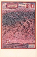 """02453 """"(CS) GLI IMPIANTI SILANI - 1922/1931"""" VEDUTA. CART NON SPED - Cosenza"""