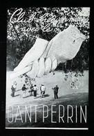 ► Publicité GANT PERRIN De Golf  1935  - Coupure De Presse Ancienne (Encadré Photo) - Apparel, Souvenirs & Other