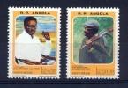 ANGOLA 1980  Death Of President Neto - Angola