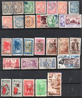 Plaquette De Semi De Madagascar Oblitérés Semi Modernes - Verzamelingen (in Albums)