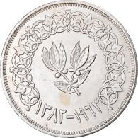 Monnaie, Yemen Arab Republic, Riyal, AH 1382-1963, SPL, Argent, KM:31 - Yemen