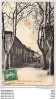 """( Dep  82  )       à  MONTRICOUX    """"  La Grand ´ Rue  """"""""  1916 - Unclassified"""