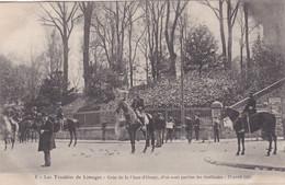 Les Troubles De Limoges. - Coin De La Place D'Orsay, D'où Sont Parties Les Fusillades - 17 Avril 1905 - Limoges