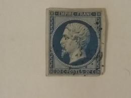 Napoléon III 14B Obli O Côté 2018 - Verzamelingen