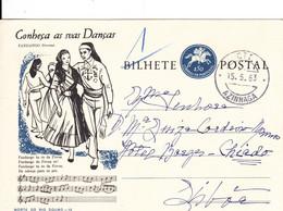 Portugal -   4 Bilhete Postal   Diferentes - Santarem