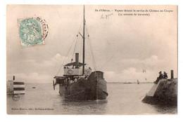 Ile D'oleron Le Vapeur - Ile D'Oléron