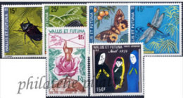 -Wallis & Futuna Année Complète 1974 - Full Years