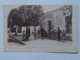81 Rio Salado Postes Et Telegraphes Post Telegraph Photo Albert Coll Etoile - Andere Städte
