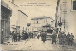 LA LOUVESC  Les Opérations D'inventaire De L'Eglise - La Louvesc
