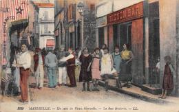MARSEILLE - Un Coin Du Vieux Marseille - La Rue Bouterie  - Prostitution - Zonder Classificatie